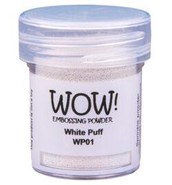 WOW! White Puff Ultra High