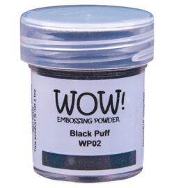 WOW! Black Puff Ultra High
