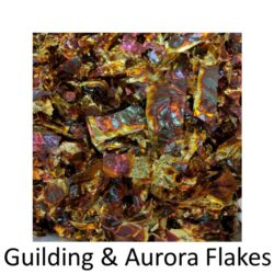 Guilding flakes