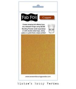 WOW! Fab Foil – Copper