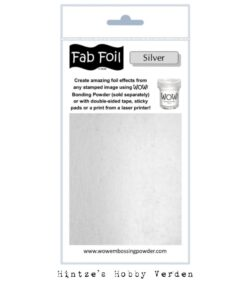 WOW! Fab Foil – Bright Silver