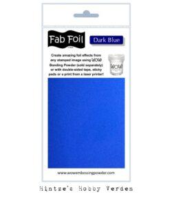WOW! Fab Foil – Dark Blue