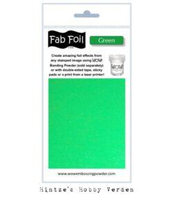 WOW! Fab Foil – Green