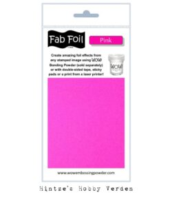 WOW! Fab Foil – Pink