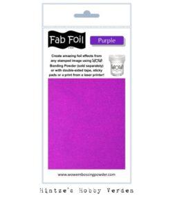 WOW! Fab Foil – Purple