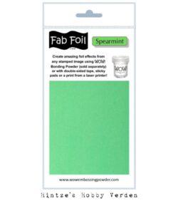 WOW! Fab Foil – Spearmint