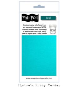 WOW! Fab Foil – Teal
