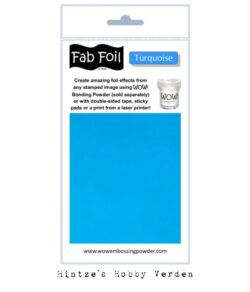 WOW! Fab Foil – Turquoise
