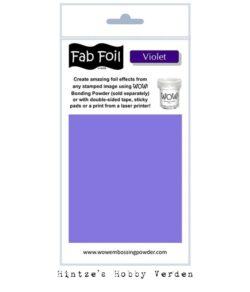 WOW! Fab Foil – Violet
