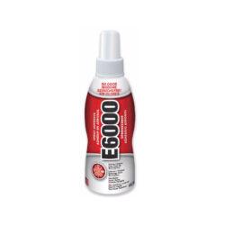 E6000 – Klar lim spray
