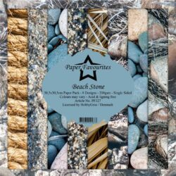 Paper Favourites – Paperpad – 30,5×30,5 cm – Beach Stone