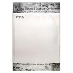 Ranger – Tim Holtz distress Cracked leather Cardstock 21,5×28 cm