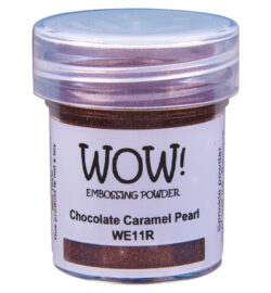 WOW! Chocolate Caramel Pearl