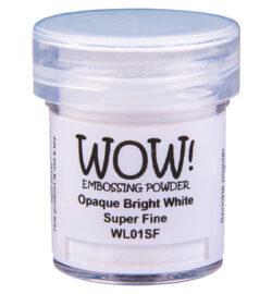 WOW! Bright White Super Fine