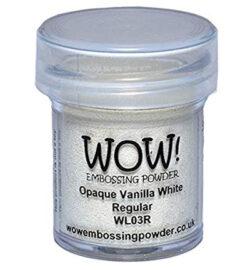 WOW! Vanilla White Reguler