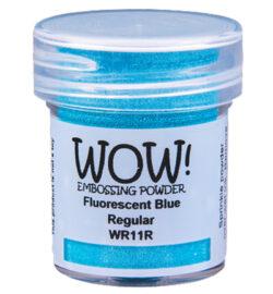 WOW! Blue Fluorescent