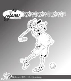 BY LENE STEMPEL – Sjov golfspiller 1