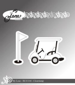 BY LENE STEMPEL – Golfvogn