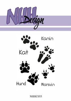 NHH Design Stempel – Pote aftryk