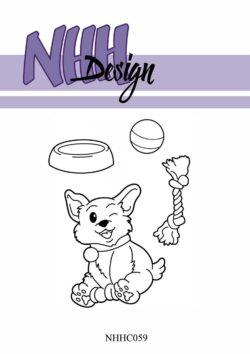 NHH Design Stempel – Hundehvalp