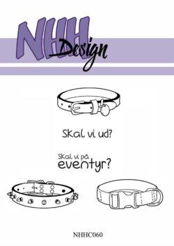 NHH Design Stempel – Halsbånd
