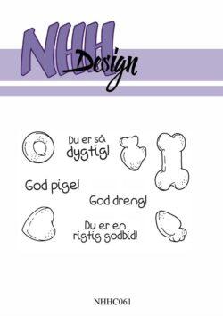 NHH Design Stempel – Godbidder