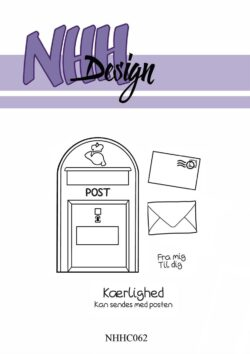 NHH Design Stempel – Postkasse