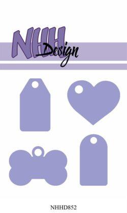 NHH Design Die – Tags
