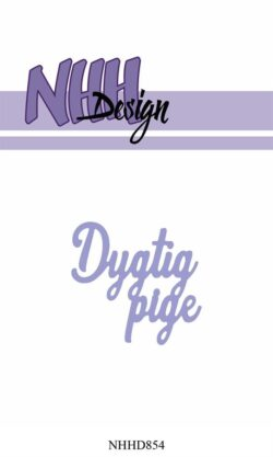 NHH Design Die – Dygtig pige