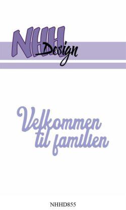 NHH Design Die – Velkommen til familien