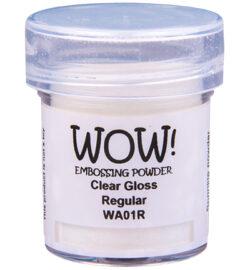 WOW! Clear Gloss Regular