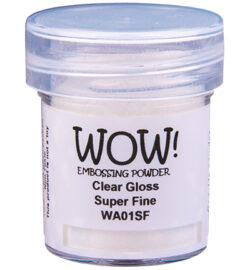 WOW! Clear Gloss Super Fine