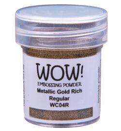 WOW! Metallic Gold Rich Regular