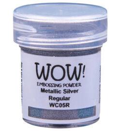 WOW! Metallic Silver Regular
