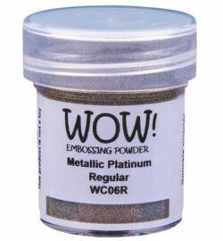 WOW! Metallic Platinum Regular