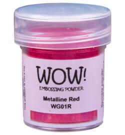 WOW! Metalline Red Regular