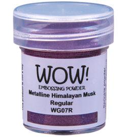 WOW! Metalline Himalayan Musk Regular
