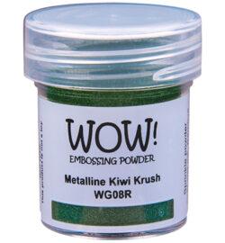 WOW! Metalline Kiwi Krush Regular