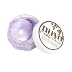Nuvo crackle mousse Misty Mauve
