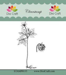 DIXI CRAFT STEMPEL – Botanical Collection
