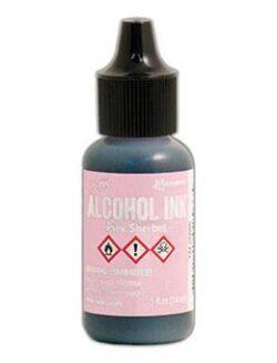 Ranger – Tim Holtz alcohol ink Pink sherbet