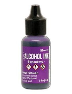 Ranger – Tim Holtz Alcohol ink Boysenberry