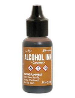 Ranger – Tim Holtz alcohol ink caramel