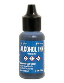 Ranger – Tim Holtz alcohol ink denim
