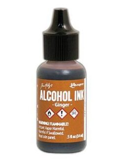 Ranger – Tim Holtz alcohol ink ginger