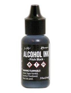 Ranger – Tim Holtz alcohol ink pitch black