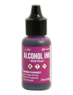 Ranger – Tim Holtz alcohol ink wild plum
