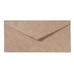 Kuvert 11,5×22,5 Kraft