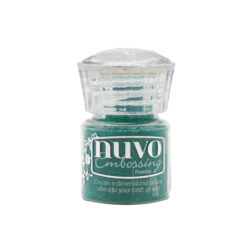 Nuvo – Glitter Embossing Powder – Glimmering Greens