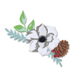Sizzix Die – Winter Flower